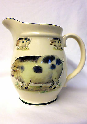 PIG. GLOUCESTER OLD SPOT. Large Jug. Very High Quality. !!!!!!!!!!!!!!!!!!!!!!!!