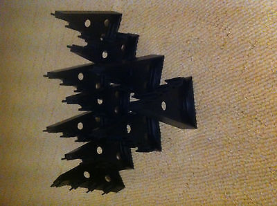 Scalextric Vintage Track Supports x10