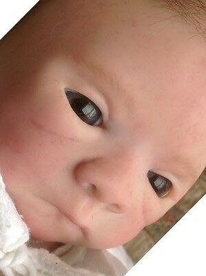 Reborn Preemi Doll Bought From America, Great Face Cloth Body