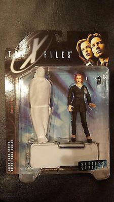 Mcfarlane Toys The X Files Agent Dana Scully Body Bag Bed Series 1 Save 5%