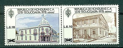 Honduras Scott #C780a MNH Presidential Palace and National Palace OVPT $$