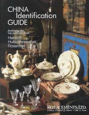 Replacements LTD China Pattern ID Book Henrich more
