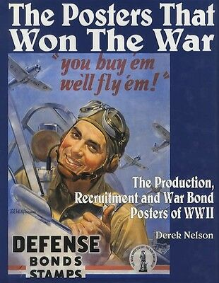 WWII Recruitment, War Bond, Factory Production Propaganda Posters REFERENCE