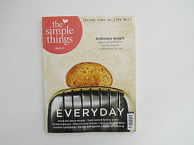 The Simple Things magazine March 2017 issue