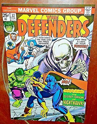 The Defenders #32, (1976, Marvel): Musical Minds!