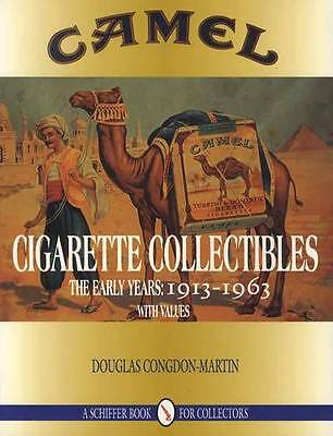Camel Cigarette Collectibles 1913-1963 Reference ID$ Advertising Signs & More