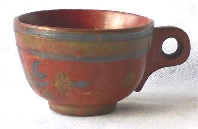 C19Th Chinese Pottery Cup