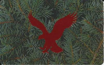 Christmas Mint Gift Card From American Eagle Canada French Only