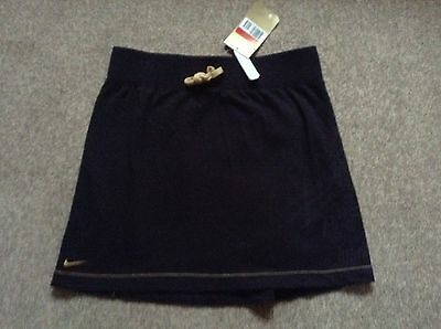 Nike Football Ladies Black Football Skirt - Portugal- Size L 0 Gb 14 - 16