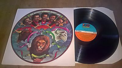 The Detroit Spinners - Lp - Mighty Love - Atlantic Records - Uk - K 50030