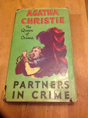 Agatha Christie, Partners In Crime, Early Edition