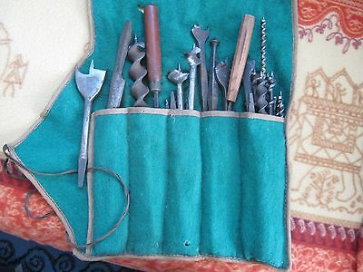 Job Lot Of Old Woodwork Hand Tools Collection Only
