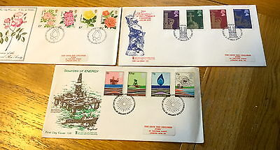 Job Lot Of First Day Covers Save The Children