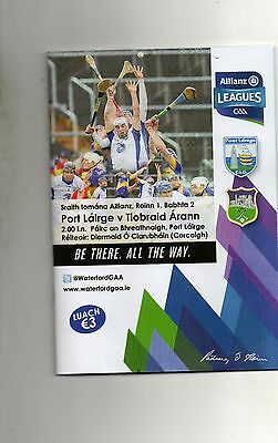 Gaa Hurling - Waterford V Tipperary 19/2/2017 League