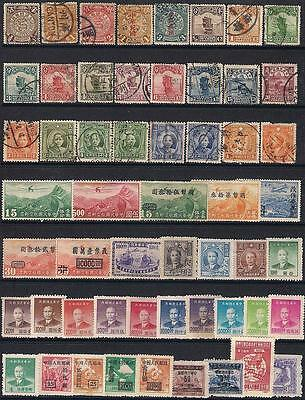 China - Mm & Used Selection