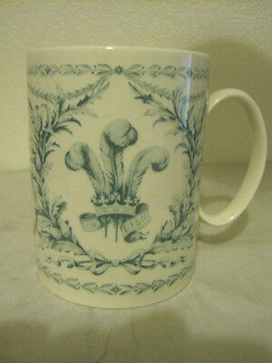 Wedgwood Royal Wedding Collection, Marriage Of Charles & Diana, Mug By Carl Toms