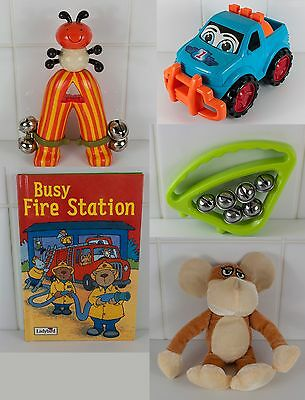 Collection/Bundle of Five Pre-School Childrens Toys