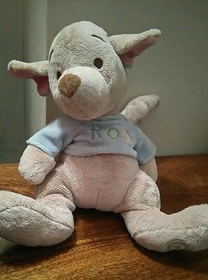 """Disney Store Exclusive Winnie The Pooh 12"""" Baby Roo Character Plush Soft Toy"""