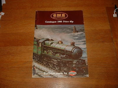 GMR GREAT MODEL RAILWAYS CATALOGUE 1980 by AIRFIX