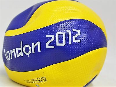MIKASA FIVB MVA200 Rare Genuine Official London 2012 Indoor Olympic Volleyball