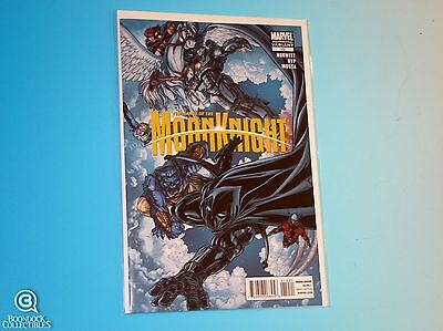 Vengeance Of The Moon Knight #10 Variant Marvel Comics Juan Ryp Cover Incentive