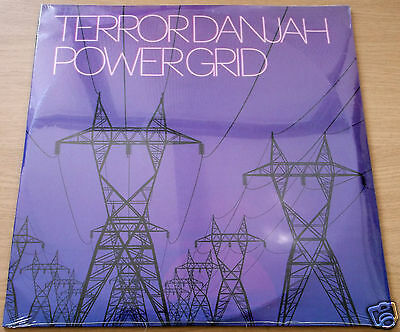 "TERROR DANJAH Powergrid 2010 UK 2 x vinyl 12"" SEALED/NEW"