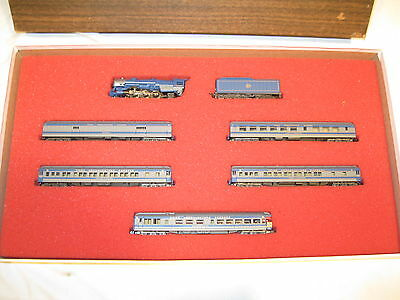 """Con-Cor N Gauge Nmra """"headquarters Express"""" Limited Edition Set, Ob"""