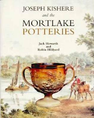 18th Cent English Mortlake Salt Glaze Pottery Ref Book