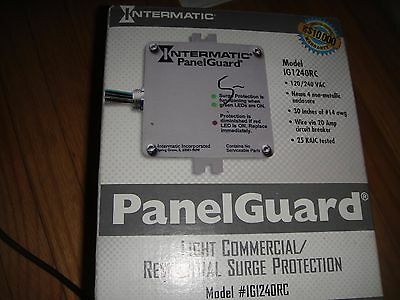 Intermatic IG1240RC Panelguard Surge Protection