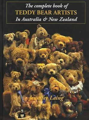 Teddy Bear Artists:Australia & New Zealand Collector Reference 70 Shown w Photos