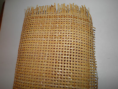 "Roll Pressed Cane 24"" x 38"" - For Chair Seat Replacement"