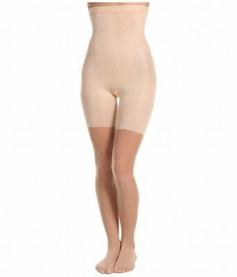 SPANX NEW Beige Women's Size A Super-High Shaping Sheer Pantyhose $32 #497