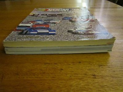 Lot Of Two Nascar 91' Yearbook Press Guide + 2001 Official Nascar Preview Press