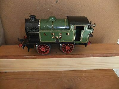 Hornby CW O Gauge No2 Tank Loco LNER 460, 1926-1928, not boxed