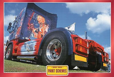 Paint Schemes   Convoy Trucks    Glossy   Picture (T1)