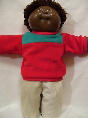 Cabbage Patch Boy doll clothes, Top and Pants,fits 16inch-18inch Baby Dolls