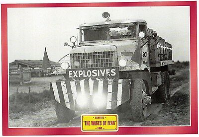 The Wages Of Fear Movie       Glossy   Picture (T23)