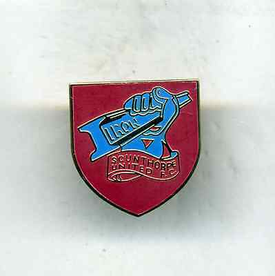 Scunthorpe United  Fc   Football Pin Badge