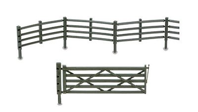 Peco LK-743 Flexible Field Fencing & Field Gates O Gauge