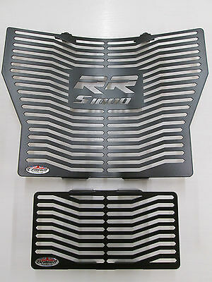 Bmw S1000Rr (09-14) Radiator & Oil Cooler Protector, Cover,grill,guard B005Rocb