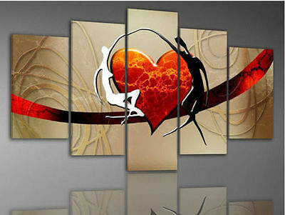 Huge Modern Abstract Art Oil Painting Wall Deco canvas(no Framed)