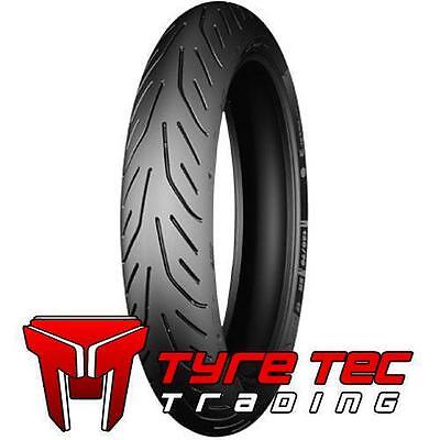 120/70-17 58W Michelin Pilot Power 3 2CT Front Motorcycle Motorbike Tyre NEW
