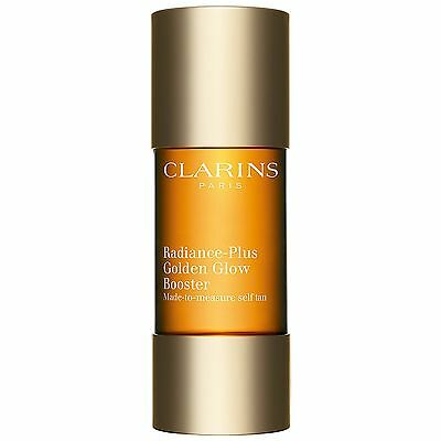 Clarins Self Tanning Radiance-Plus Golden Glow Booster For Face 15ml for women