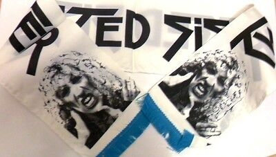 TWISTED SISTER 'DEE' concert scarf Dee Snider 80's original scarf