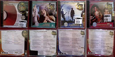 4 Cd Canta Tu Video Karaoke.originale Regolare Bollino Siae