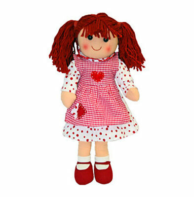 "Rag Doll Ruby by Hopscotch Collectibles soft toy Ragdoll 14""/35cm NEW"