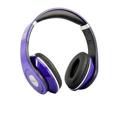 Foldable Wired Stereo Headset Headphone Gaming Earphone  To IPhone  To PC  PP