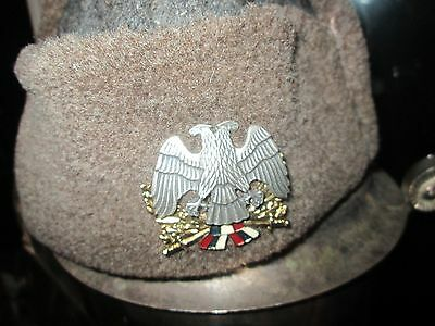 Baltick Police Hat With Fancy Badge