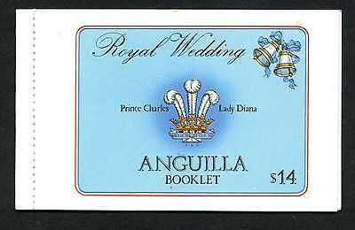 1981, Royal Wedding booklet, perfect condition.