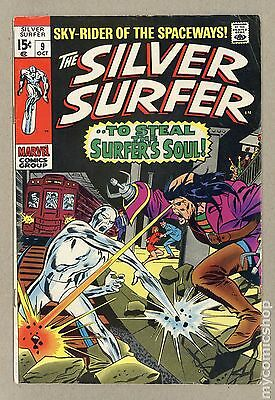 Silver Surfer (1968 1st Series) #9 VG 4.0 LOW GRADE